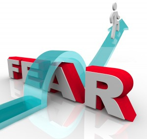 Learn how fear works to break free of it and follow your spiritual yearnings!