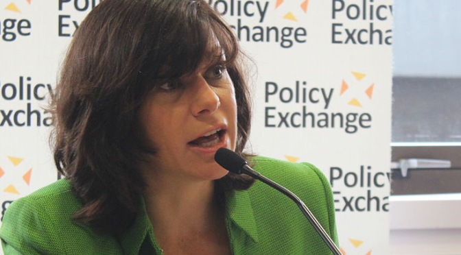 Claire_Perry at Policy Exchange
