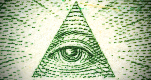 The All Seeing Eye Modern Use Of A Hijacked Symbol The Conscious