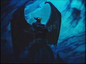 Demon on Bald Mountain from Disney's Fantasia