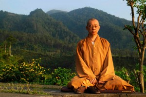 Buddhist meditation in Indonesia