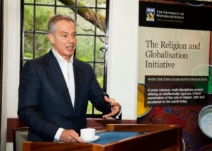 Tony Blair Faith & Globalisation Initiative