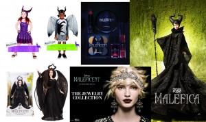 Maleficent merchandise