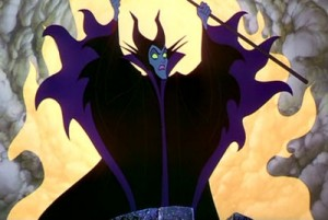 "Maleficent, self-proclaimed ""mistress of all evil"" Source"
