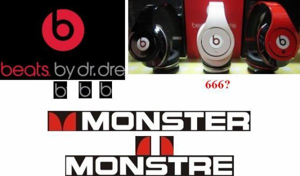 Beat by Dre, designed by Monster Source
