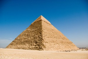 Amazing esoteric societies existed long before Christianity, leaving us wonders such as the Great Pyramids of Egypt Source